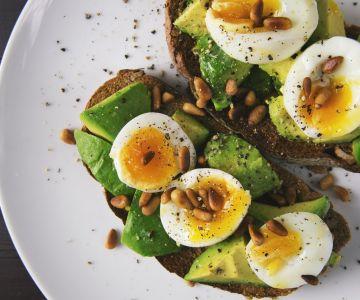 appetizer avocado bread breakfast 566566 1