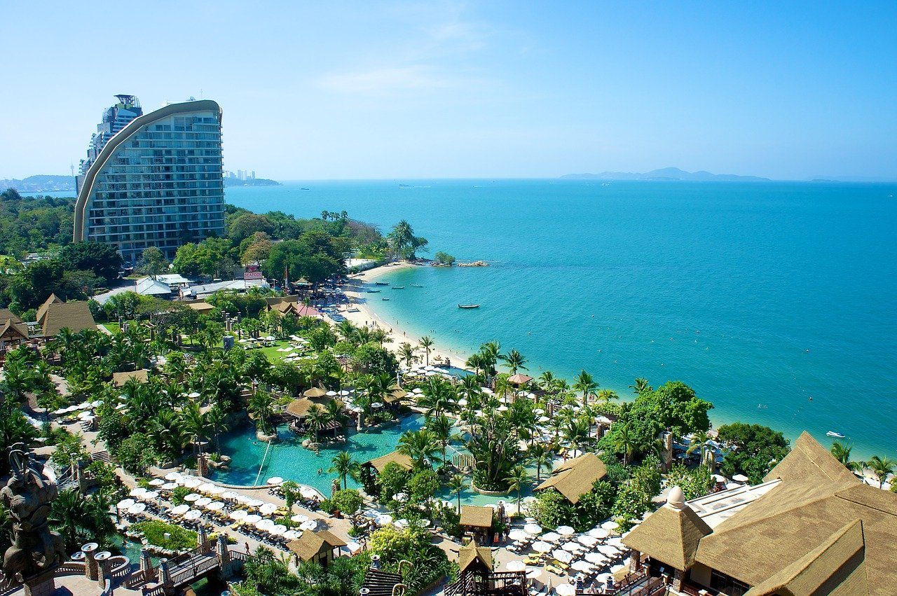 5 hotels in Pattaya